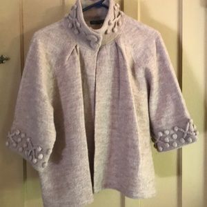For Cynthia sweater / Bolero NWOT